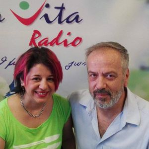 H Antigone D ,στον www.lavitaradio.gr (Εκπομπή ON AIR -  25/6/17)