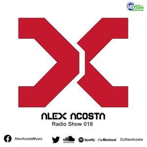 The Alex Acosta Show - EP 18 - on Mix03FM