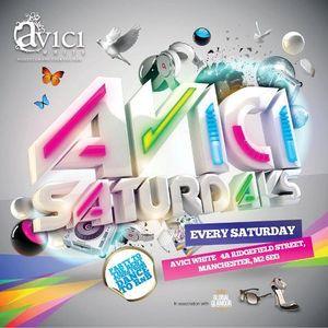 DJ Mark One presents Avici Saturdays @ Avici White Manchester Mix