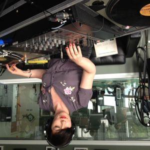 20120617 DJ-set Cathelijne Beijn at Wicked Jazz Sounds on Radio 6