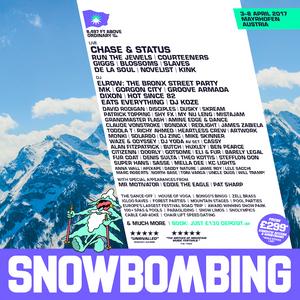2017.04.06 - Amine Edge & DANCE @ Racket Club - Snowbombing, Mayrhofen, AT