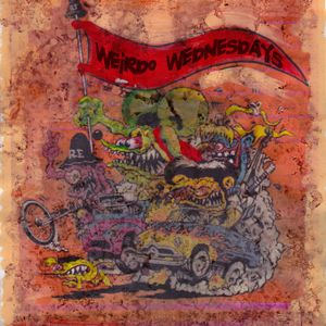 Weirdo Wednesday (June 13th, 2012)