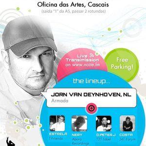 DJ Costa@T-Friends Party (Oficina Das Artes, Cascais) (10/03/12)