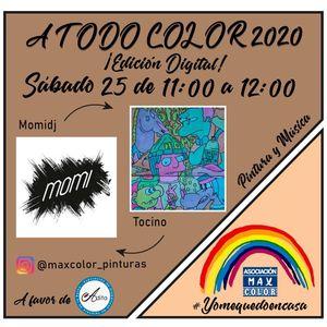Momi_Max Color_Live DjSet