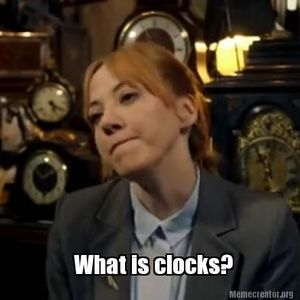 What is clocks?