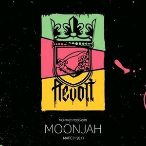 MOONJAH x REVOLT Clothing | March 2017