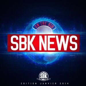 DJ SHUBA K - SBK NEWS #1 - Janvier 2K14