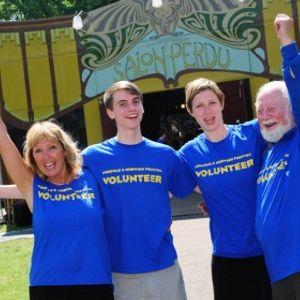 Norwich and Norfolk Festival Volunteer Opportunities