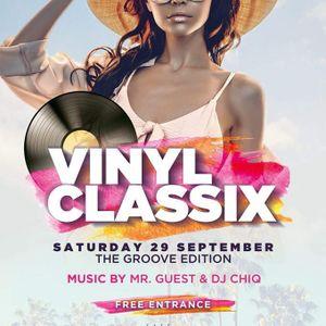 dj Chiq @ Vinyl Classix 29-09-2018
