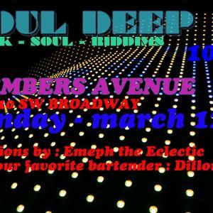 Soul Deep #1