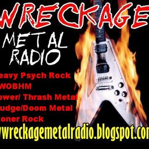 Wreckage Metal Radio 8.4.12 Part 2