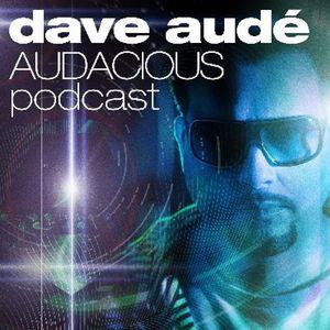 Dave Audé Audacious Podcast 108 (Frenchie Davis) re-post