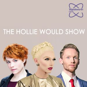 THE HOLLIE WOULD SHOW - A week after the Paris attacks - Joining MI6 + more with Francesca Reid.