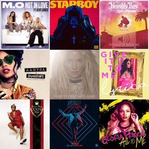 POP RnB Soul #10 : December 2016
