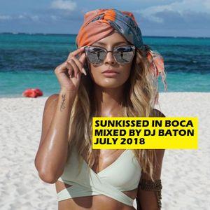 I LOVE DJ BATON - SUNKISSED IN BOCA JULY 2018