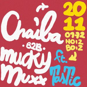 Mucky Muxx b2b Chaiba 2011 part 1 ft. MC Tastic (NL)