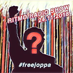 Ritmo Radio Show - 24.11.2018 - Herrera In Tre Pezzi - Jopparelli in the mix