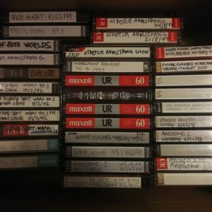 KOOL DJ RED ALERT - 98.7 KISS FM, NYC, July 1990