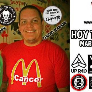 JUAN de POCO PROPORCIONAL RECORDS en HOY TODO APESTA 5-5-15