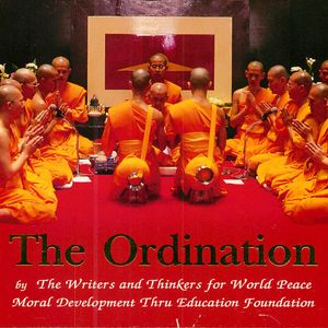 The Ordination~1 Introduction