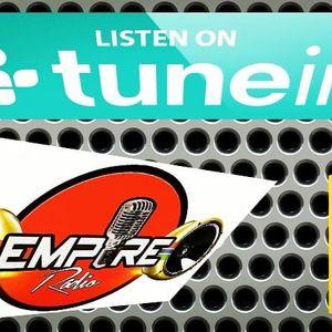 DANCEHALL PARTY VIBES -  Empire Radio1 stylee -2021