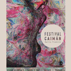 Festival Caimán Teatro Huemul