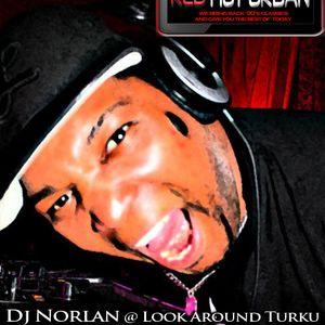 DJ NORLAN R&B-HIP HOP MIX OF THE WEEK/LOOK AROUND TURKU 29.10.2012