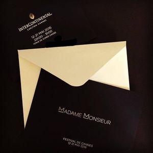 Madame Monsieur Music by Simon Rezlem