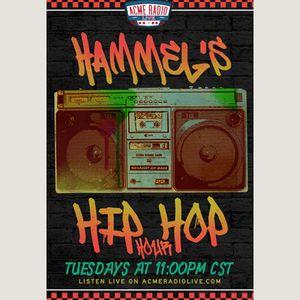 Justin Hammel - 2018/04/10 Hammel's Hip Hop Hour