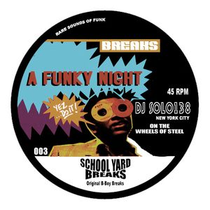 SOLO138-A FUNKY NIGHT (Continued)