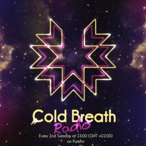 Cold Breath Radio - 003 [9 July 2013] On Pure.FM