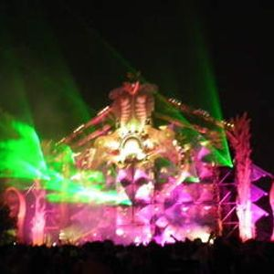 The Prophet @ Tomorrowland - Q-Dance stage 27-07-2012