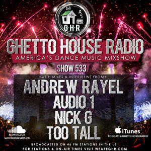 GHETTO HOUSE RADIO 533 - CINCO DE MAYO 2017