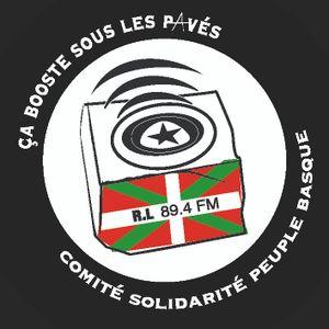 Emission du CSPB Comité Solidarité Peuple Basque 26 01 21