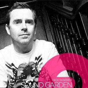 Nick Warren - Sound Garden 010 - 27 December 2011