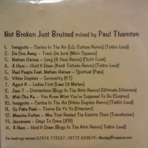 Not Broken Just Bruised Vol 1