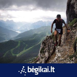 Bėgikai.lt #57 | Jonas Žakaitis: įdomu suprasti, kiek galiu ištobulinti kūną bėgimui