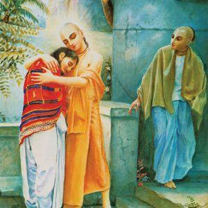 Sanatana Gosvami visita al Señor en Jagannatha Puri