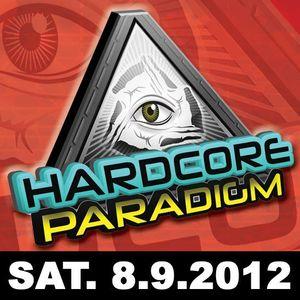 DJ Delite - Hardcore Paradigm Happy Mix - Sept 12