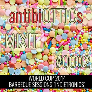 WorldCup 2014 Barbecue Sessions Vol.2 [Indietronic & NuDisco]