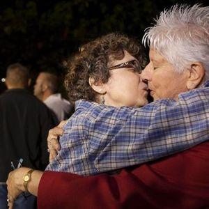 Marsha Shapiro & Louise Walpin unlikely marriage equality heroes emerged in New Jersey!