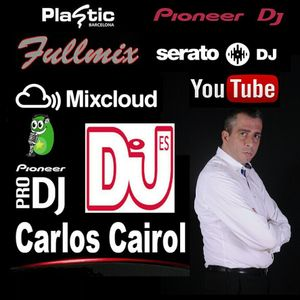 DJ CARLOS CAIROL VARIADO LATINO VOL 2