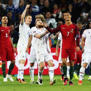#128 Boohoo no beer joy for Ronaldo