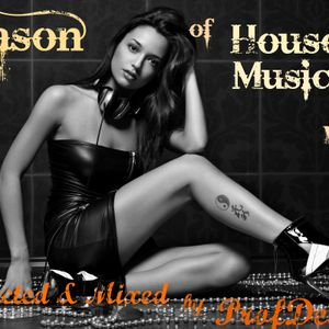 Season Of House Music 2012 Vol.1 - Selected & Mixed by ProfDeejay