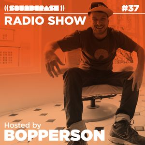 Soundcrash Radio Show - Episode 37 - July 2015 - Bopperson