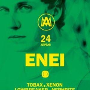 Enei (Critical Music, Fokuz Recordings) @ Metro Audio Night Exclusive Mix (13.04.2015)