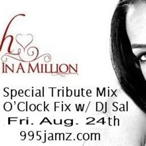 Aaliyah 'One In A Million' Tribute Mix (2 O'Clock Fix Special Edition)