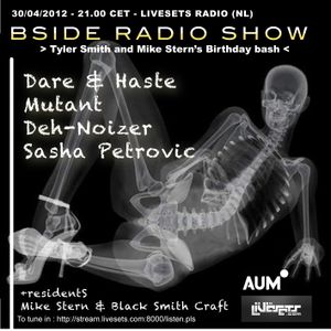 Sacha Petrovic @ Bside show (30-04-2012)