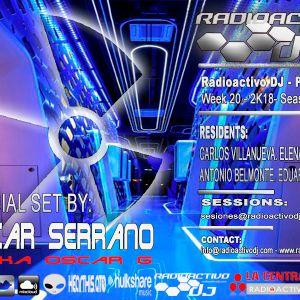 RADIOACTIVO DJ 20-2018 BY CARLOS VILLANUEVA