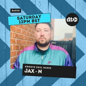 Groove Soul Radio Tom Junior with Jax - N  EP003